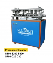 Machine for Aluminium Profiles